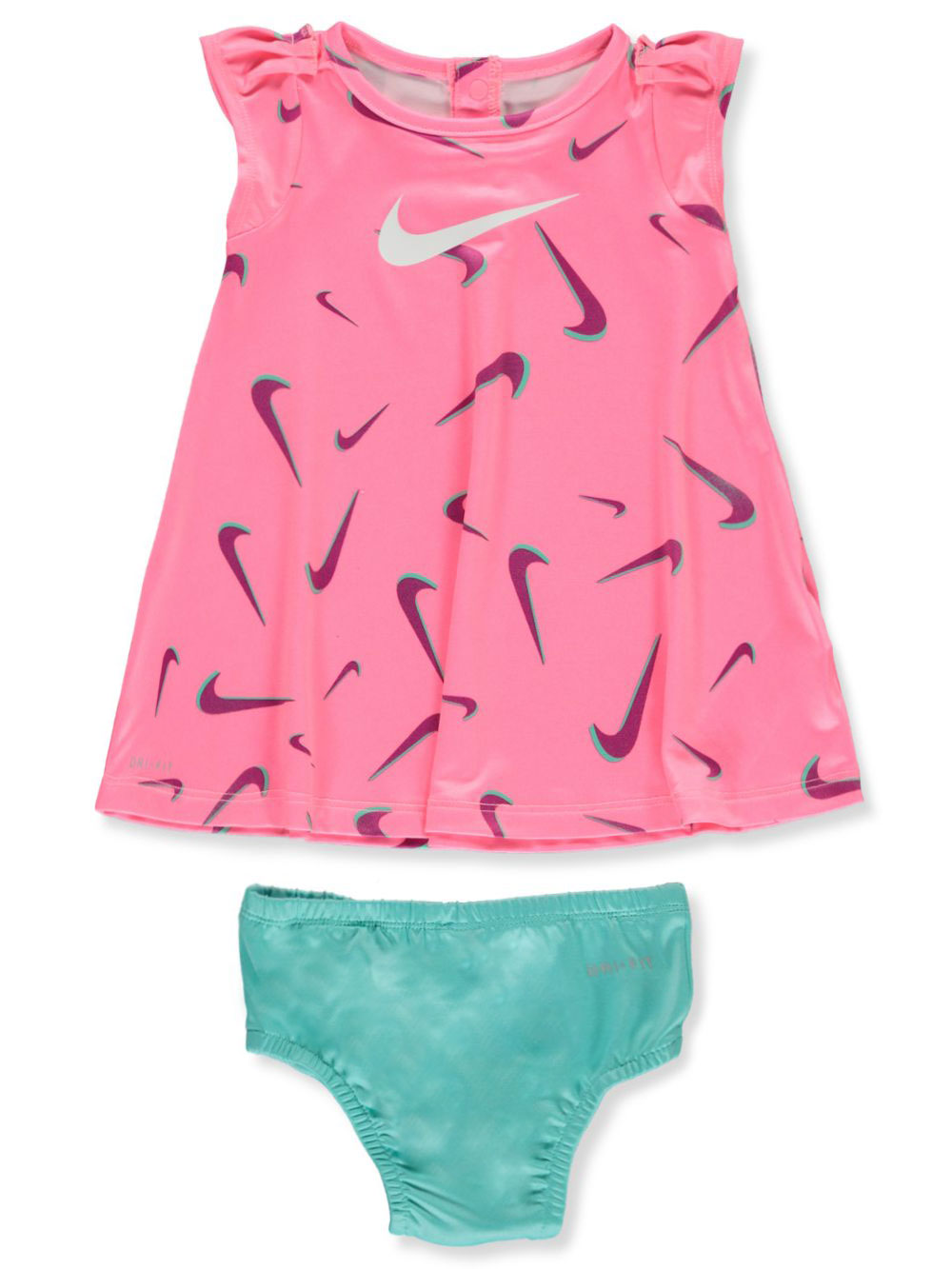 Baby Girls' Dri-Fit Dress