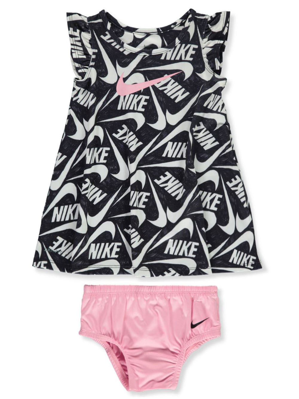 Casual Dresses Dri-Fit 2-Piece Dress Set