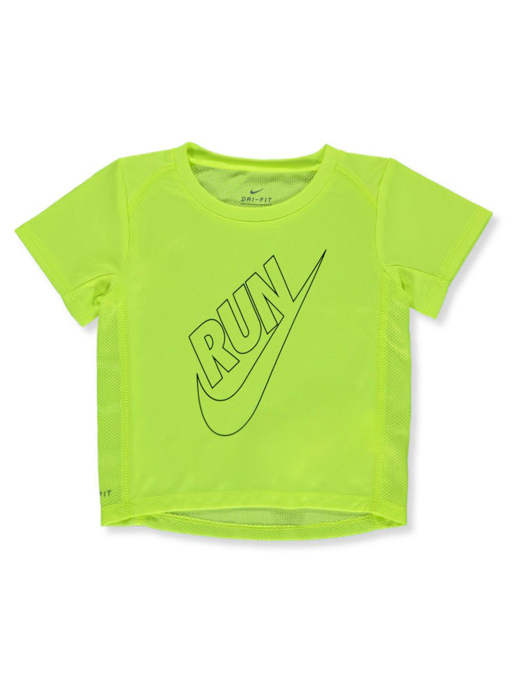 Baby Boys' Dri-Fit Mesh-Back T-Shirt