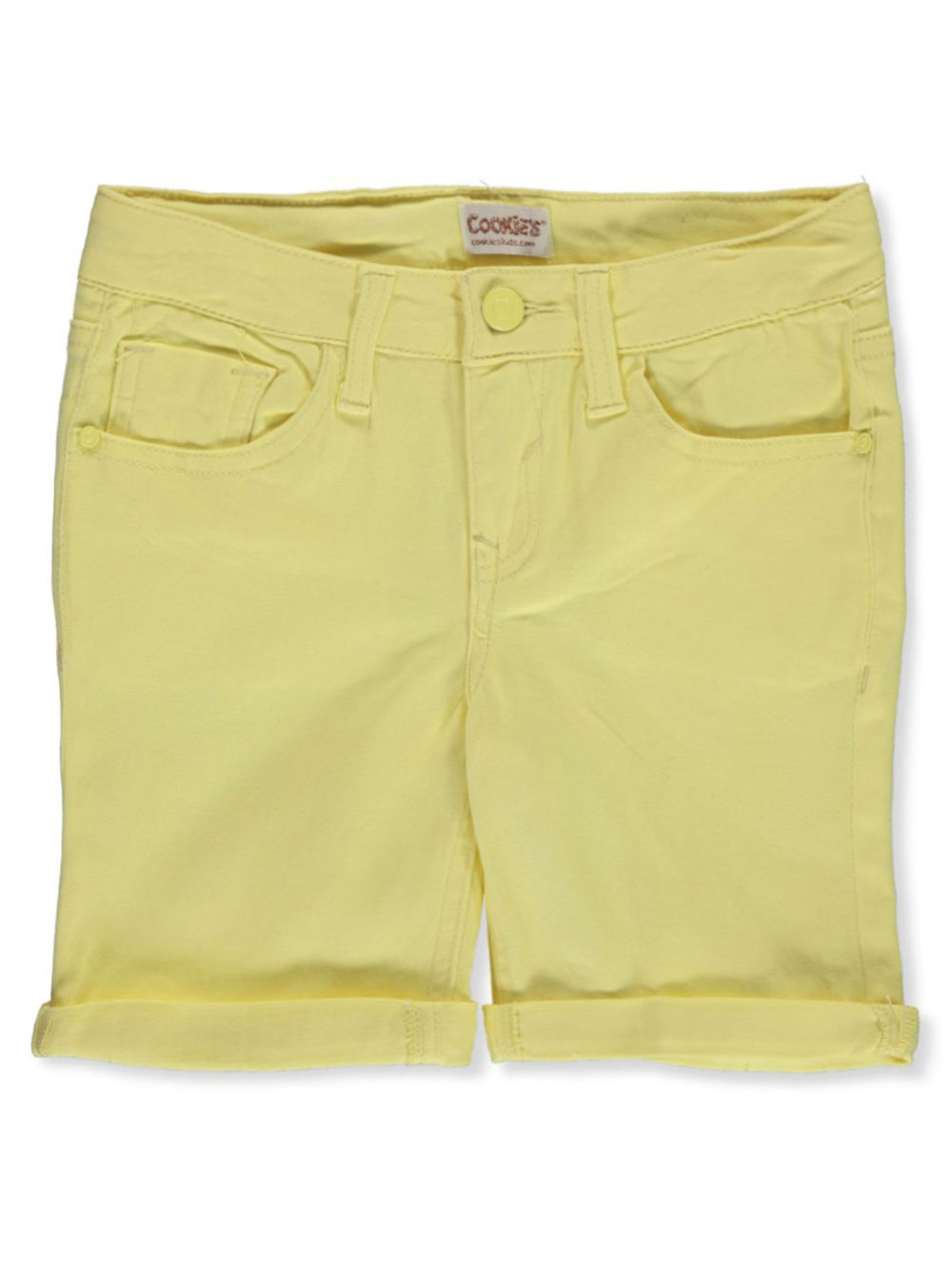Shorts Twill Construction