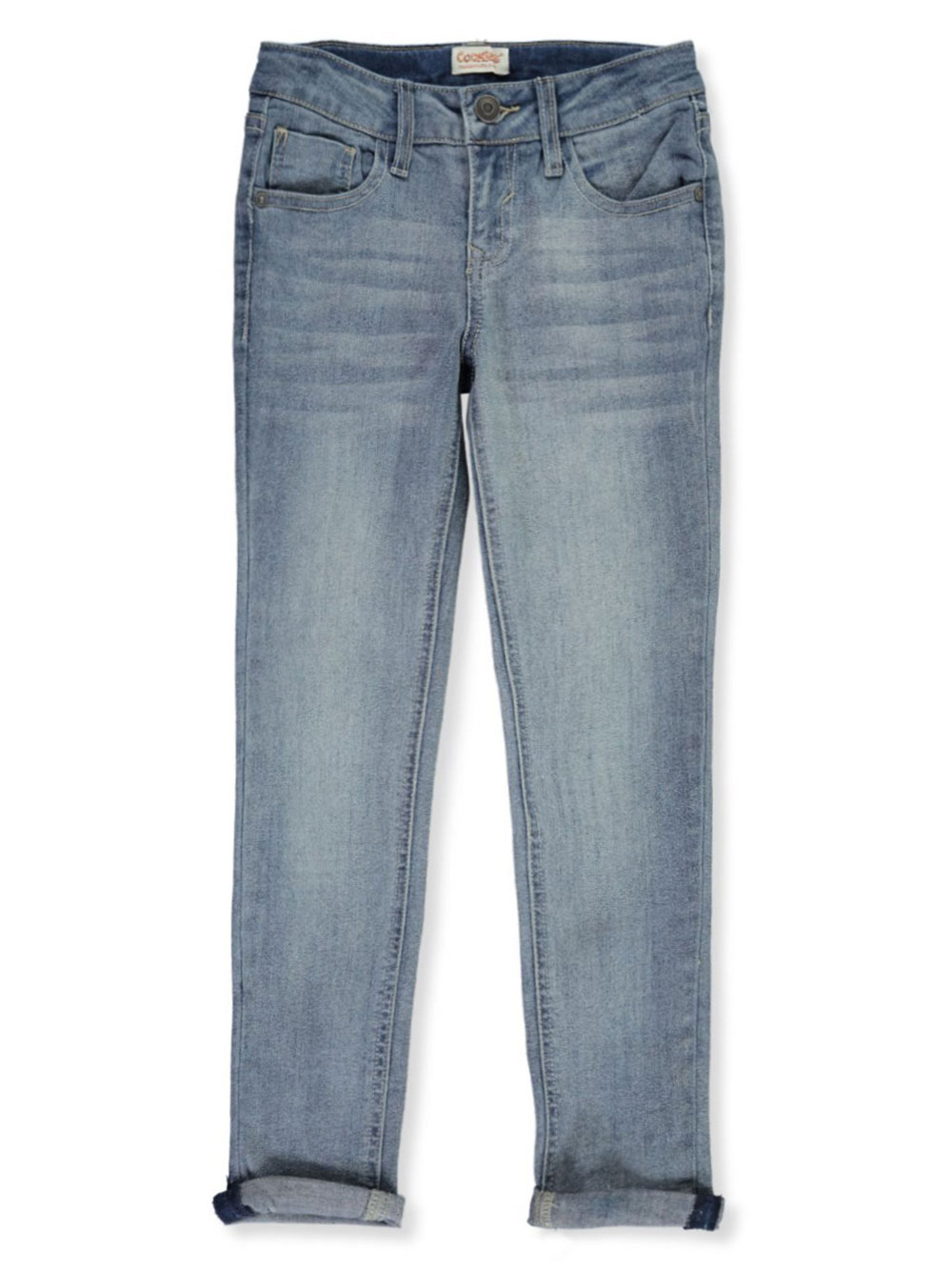 Jeans from Stretch Denim Construction