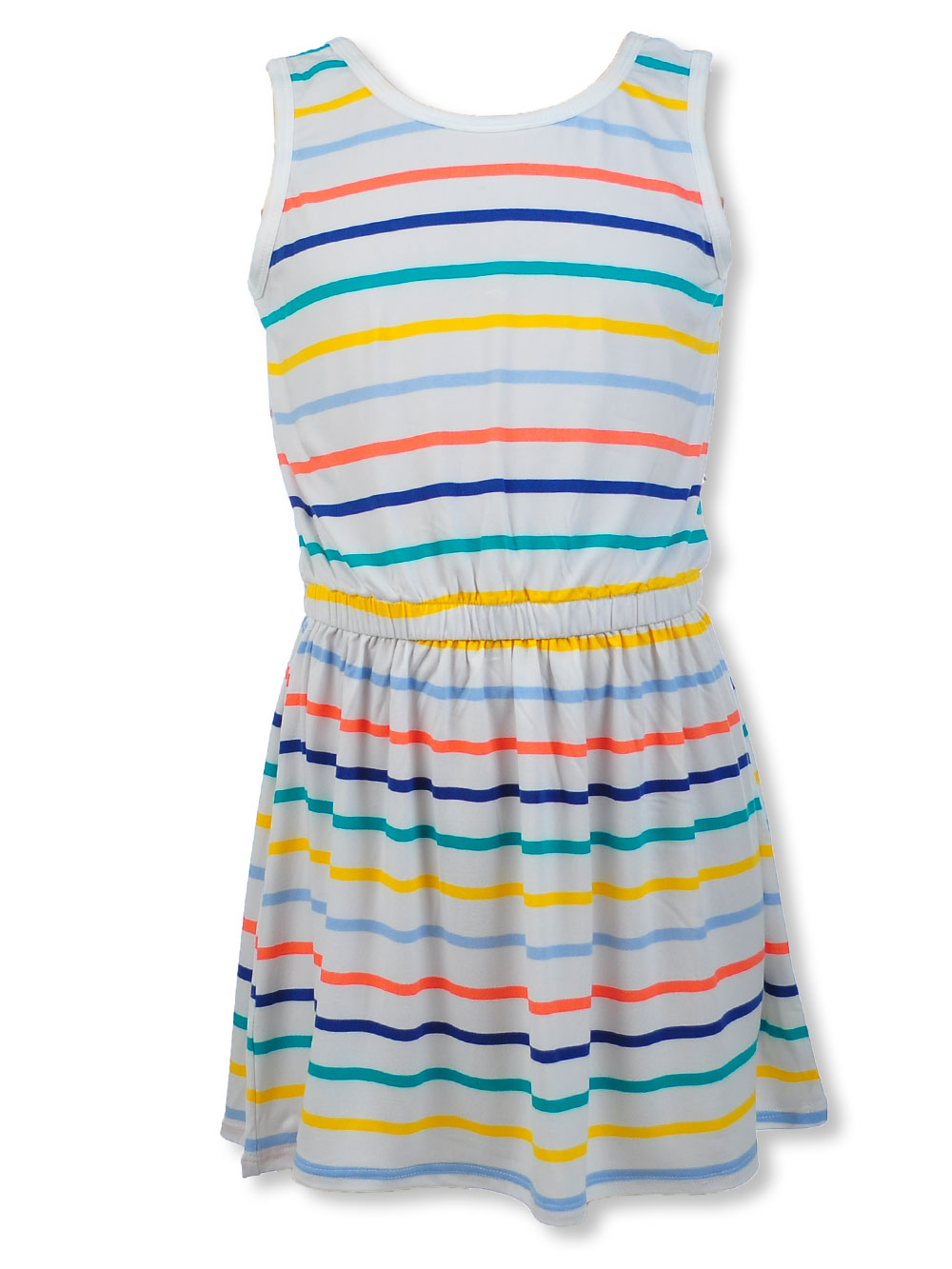 Casual Dresses Allover Stripe