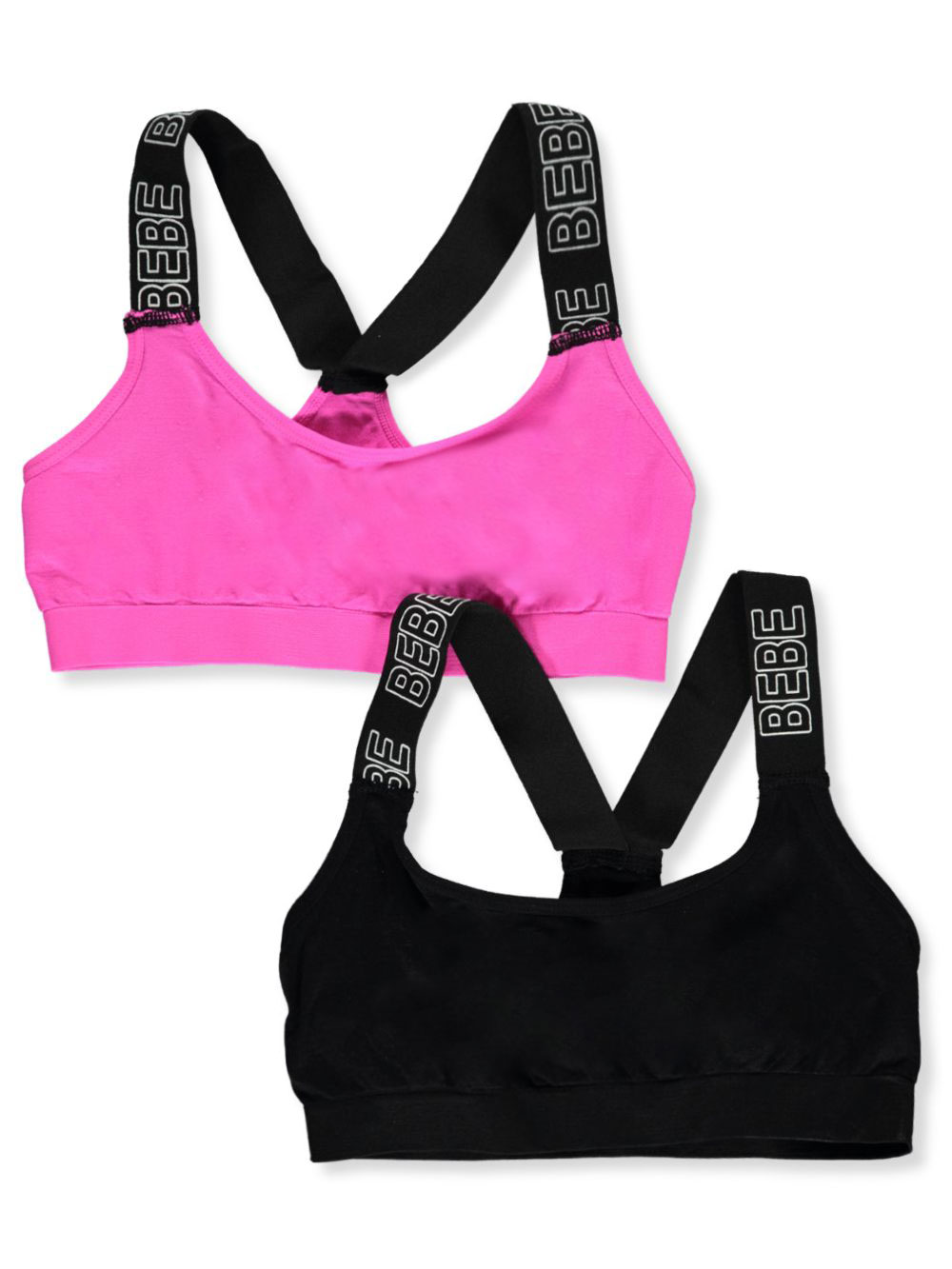 Girls Hot Pink Training Bras