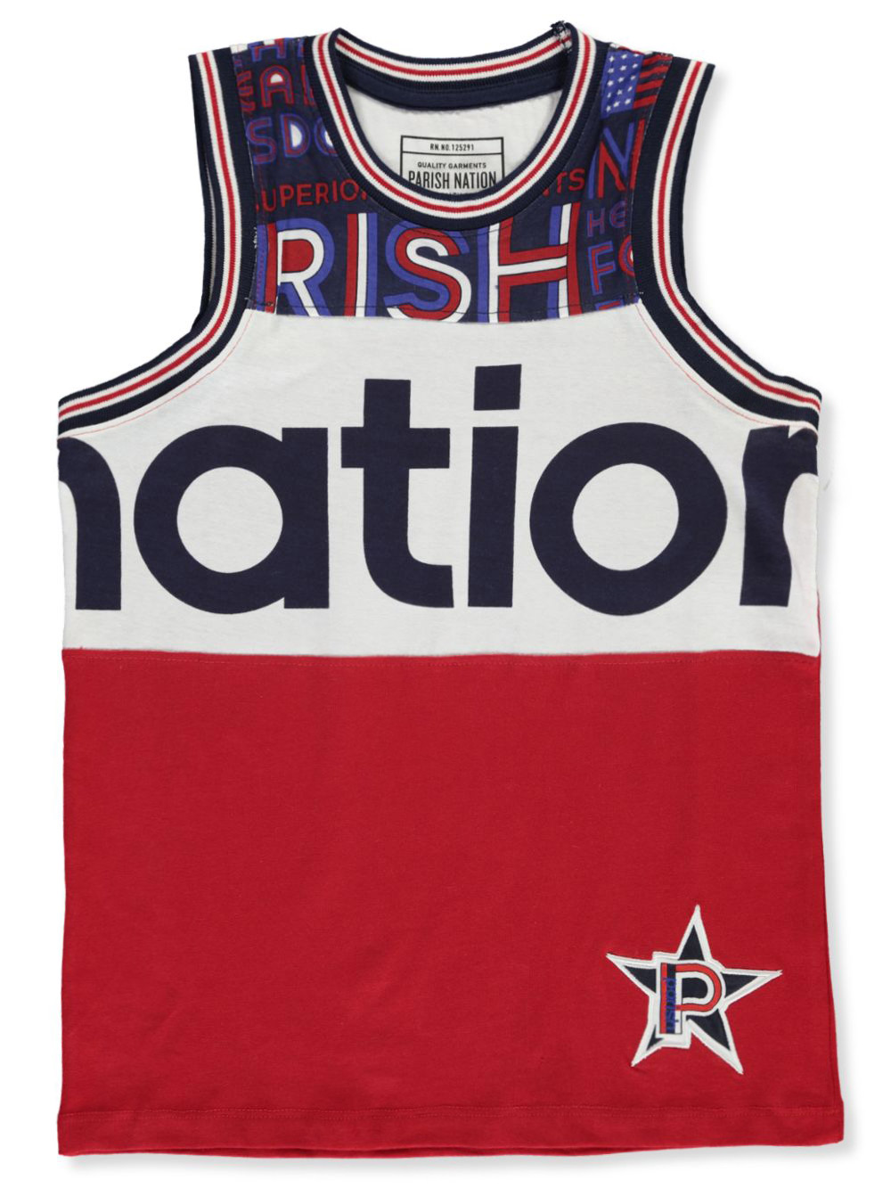 Parish Nation Tank