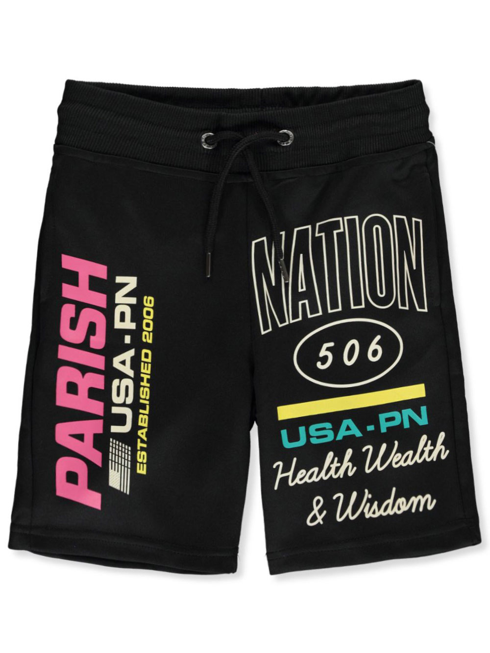 Boys' Graphic Performance Shorts