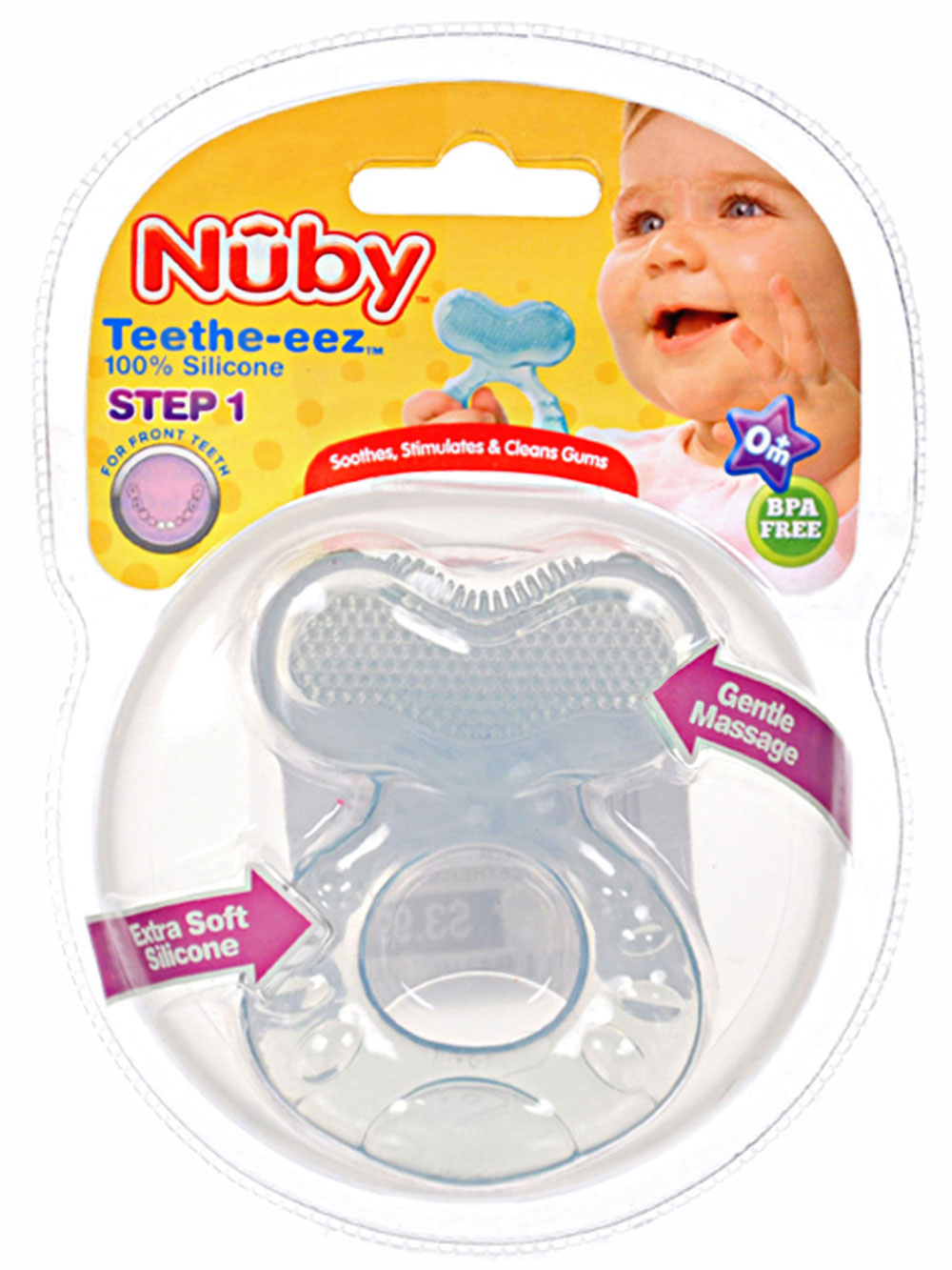 Pink Teethers and Rattles