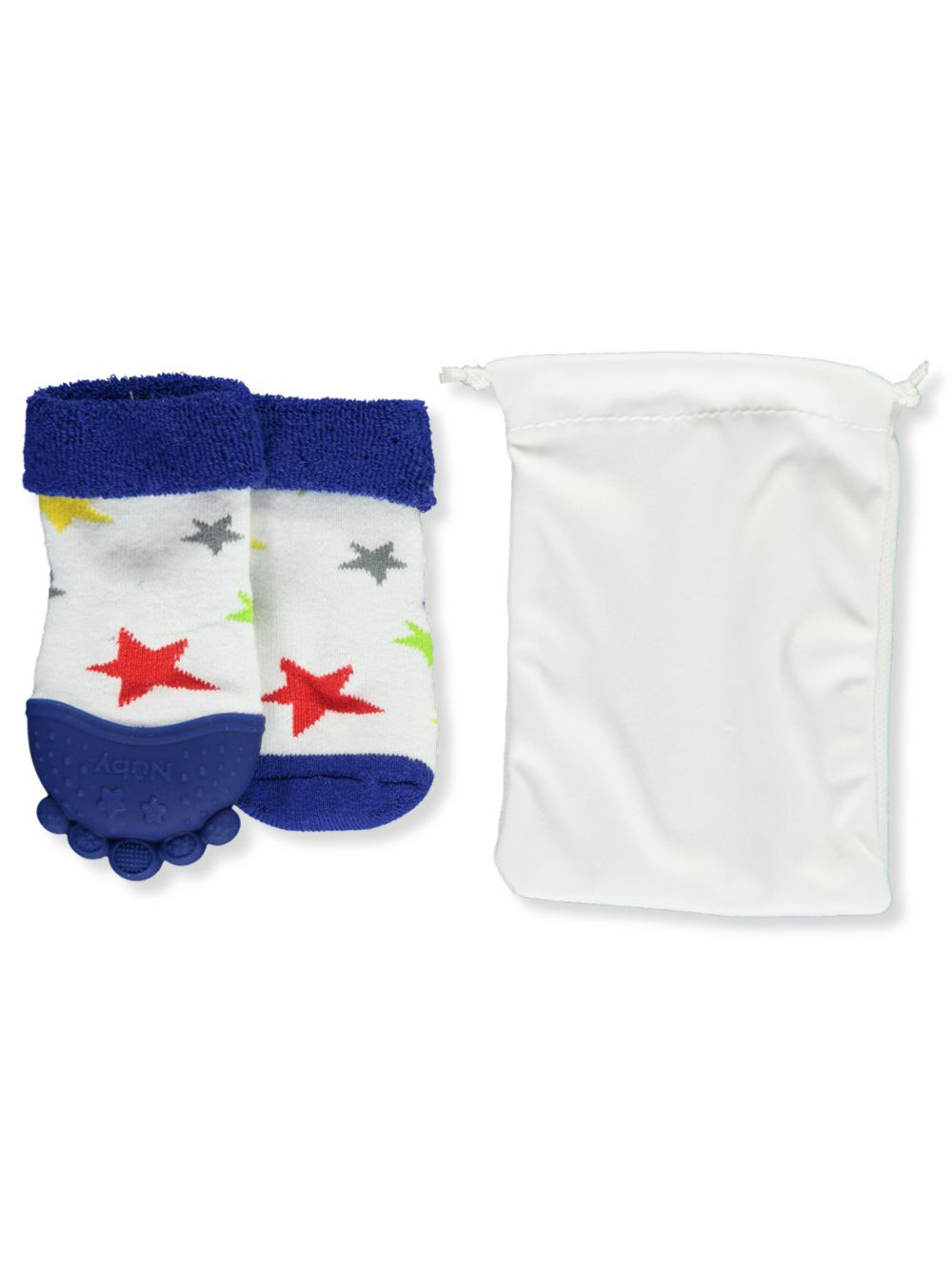 Pack of 6 Piccolo Boys School Uniform Rib Crew Socks