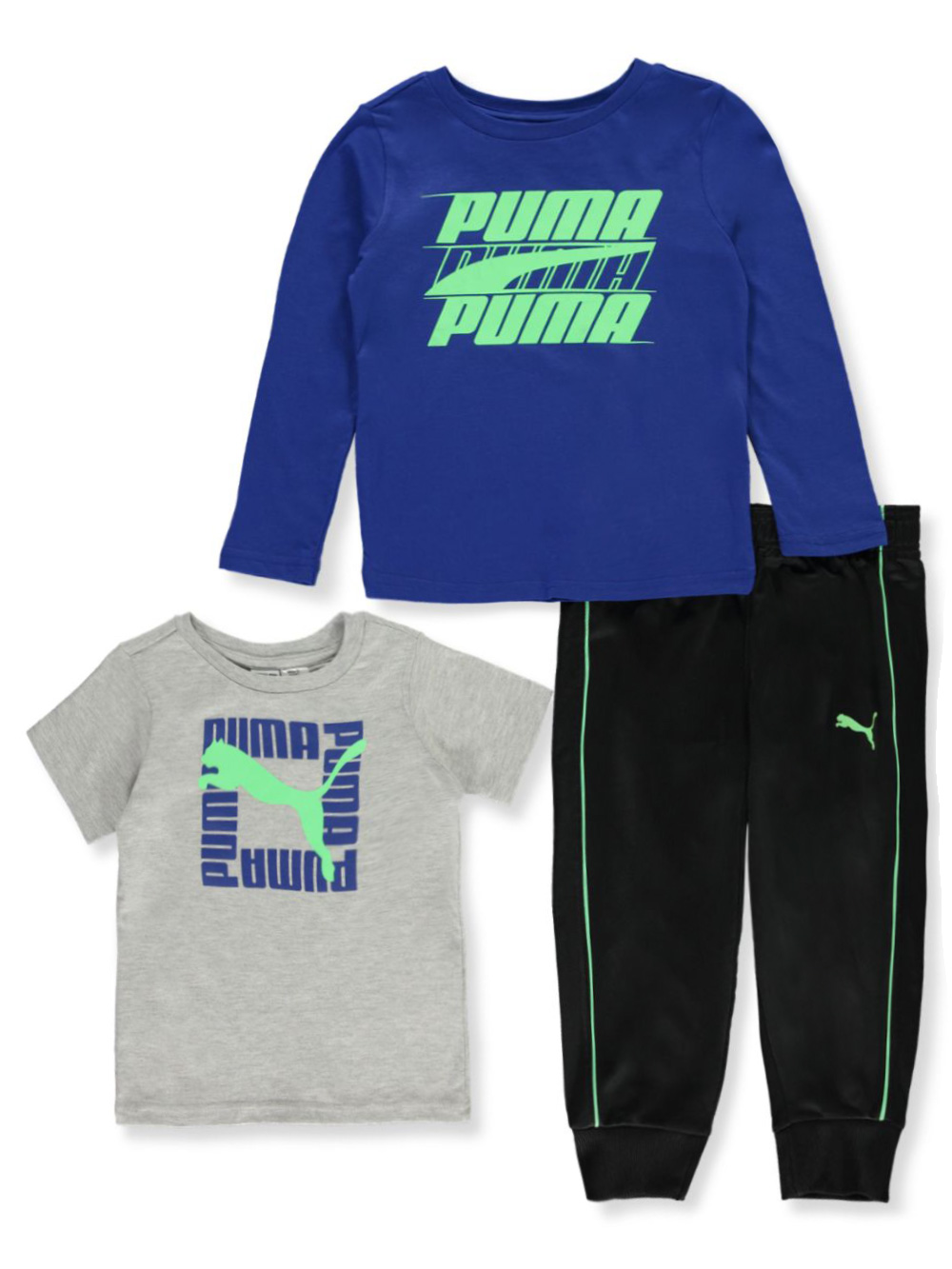 Boys' 3-Piece Pants Set Outfit