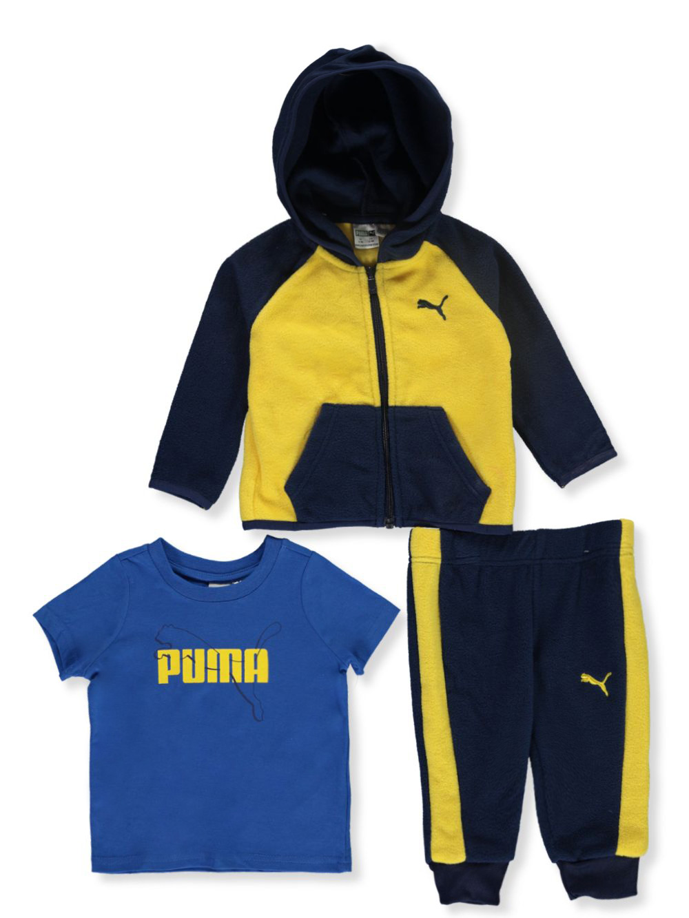 Boys Yellow Sets