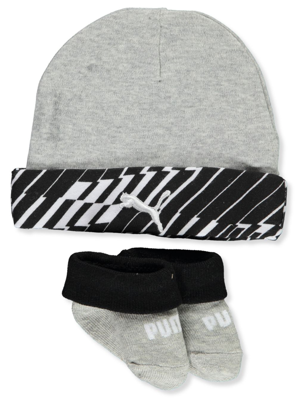 Boys Black Cold Weather Accessories