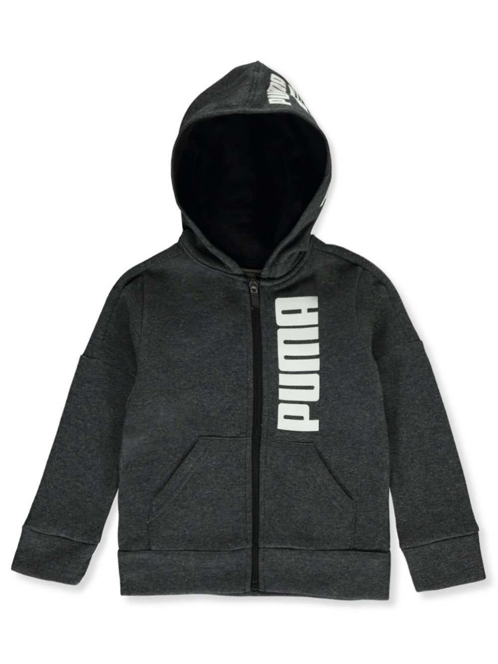 Heather Gray Hoodies