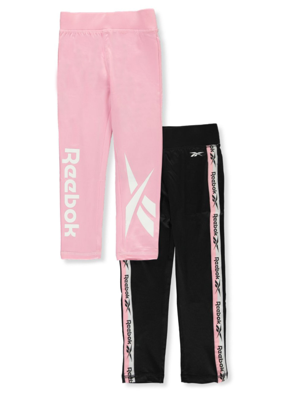 Girls' Logo 2-Pack Leggings Set
