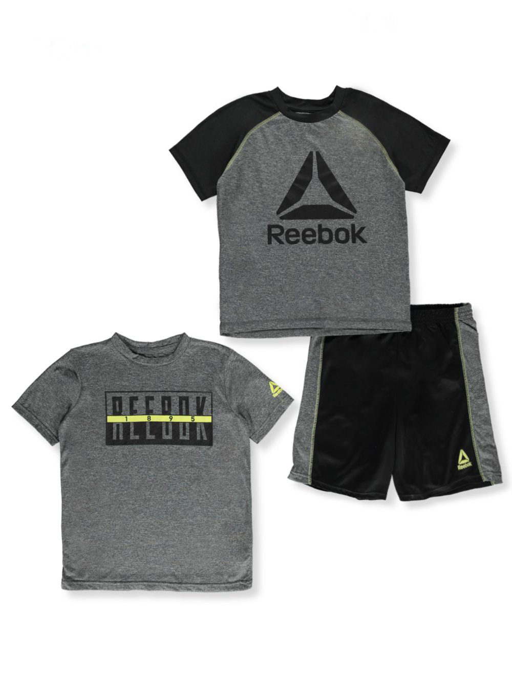 Boys' 3-Piece Mix-and-Match Set Outfit