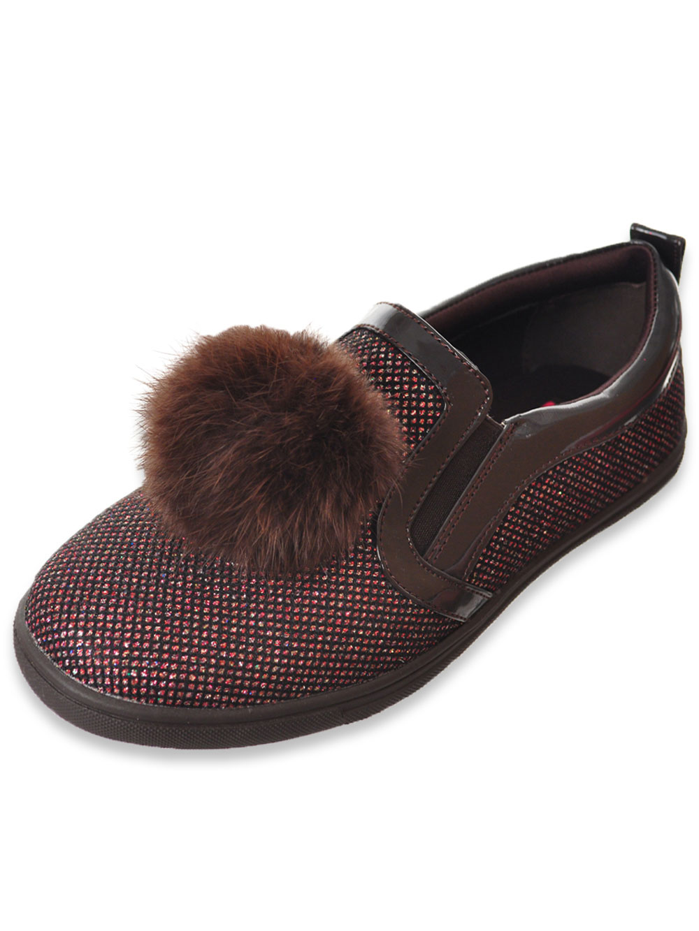 810f11fb7c49e Girls' Jolene Low-Top Sneakers by Rachel in Brown