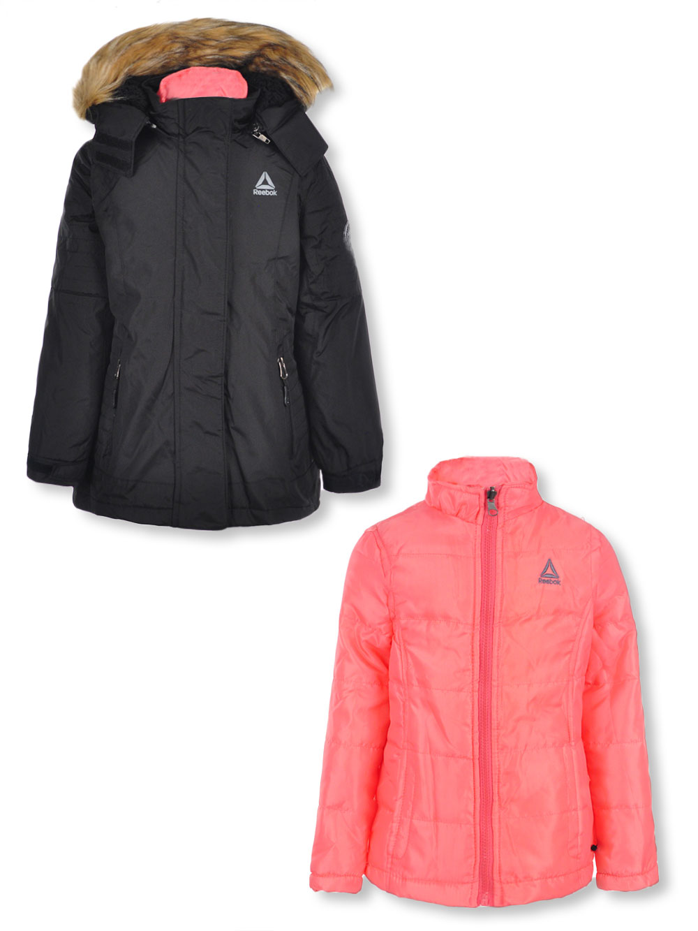 Girls Multicolor Jackets
