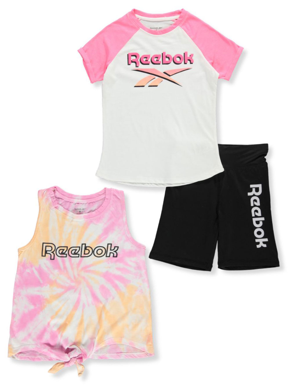 Reebok Girls Baby and Toddler Layette Set