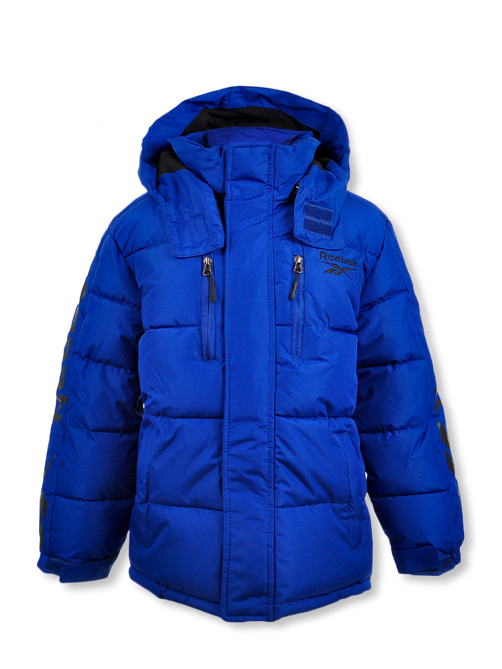 Jackets and Coats Insulated Hooded Parka