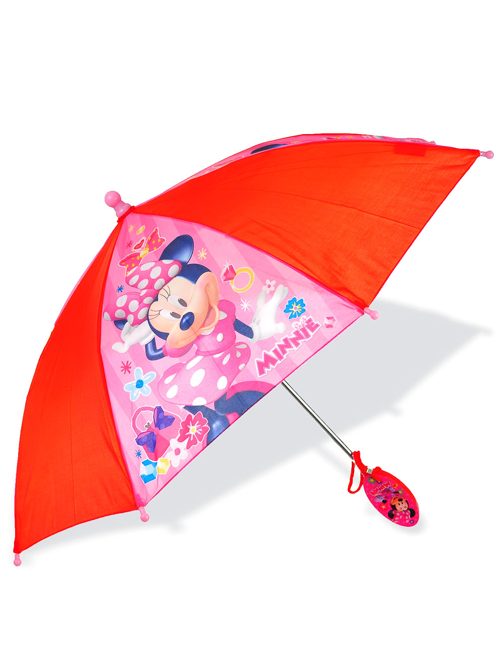 Girls Multicolor Umbrellas