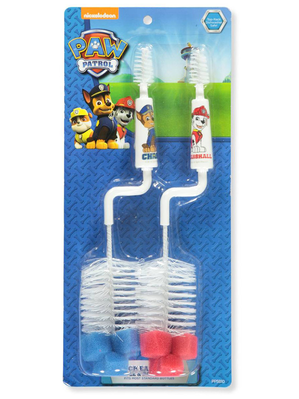 Paw Patrol Brushes