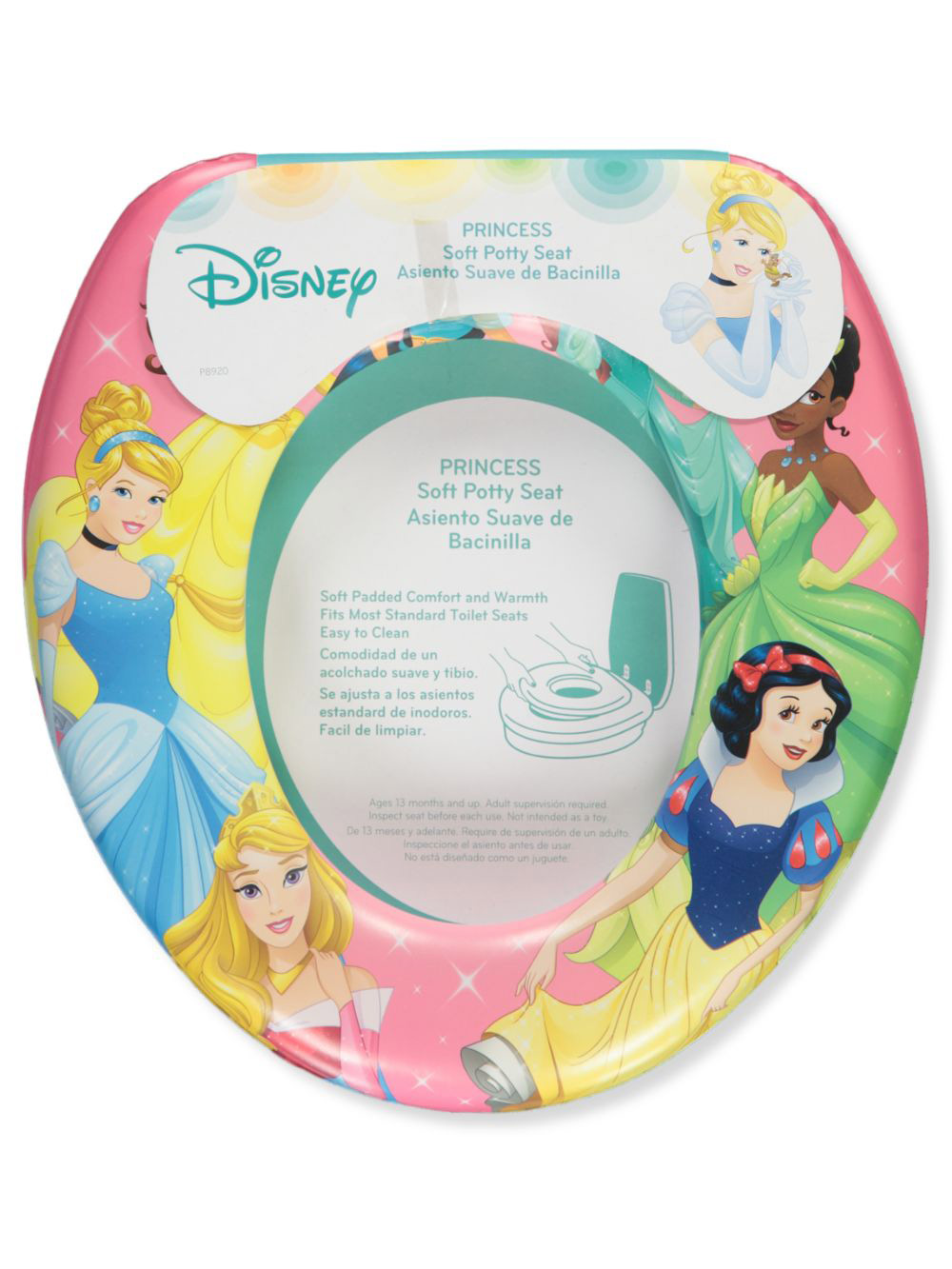 Disney Princess Soft Potty Seat