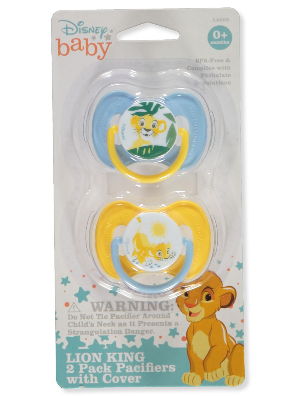 Pacifier with Cover