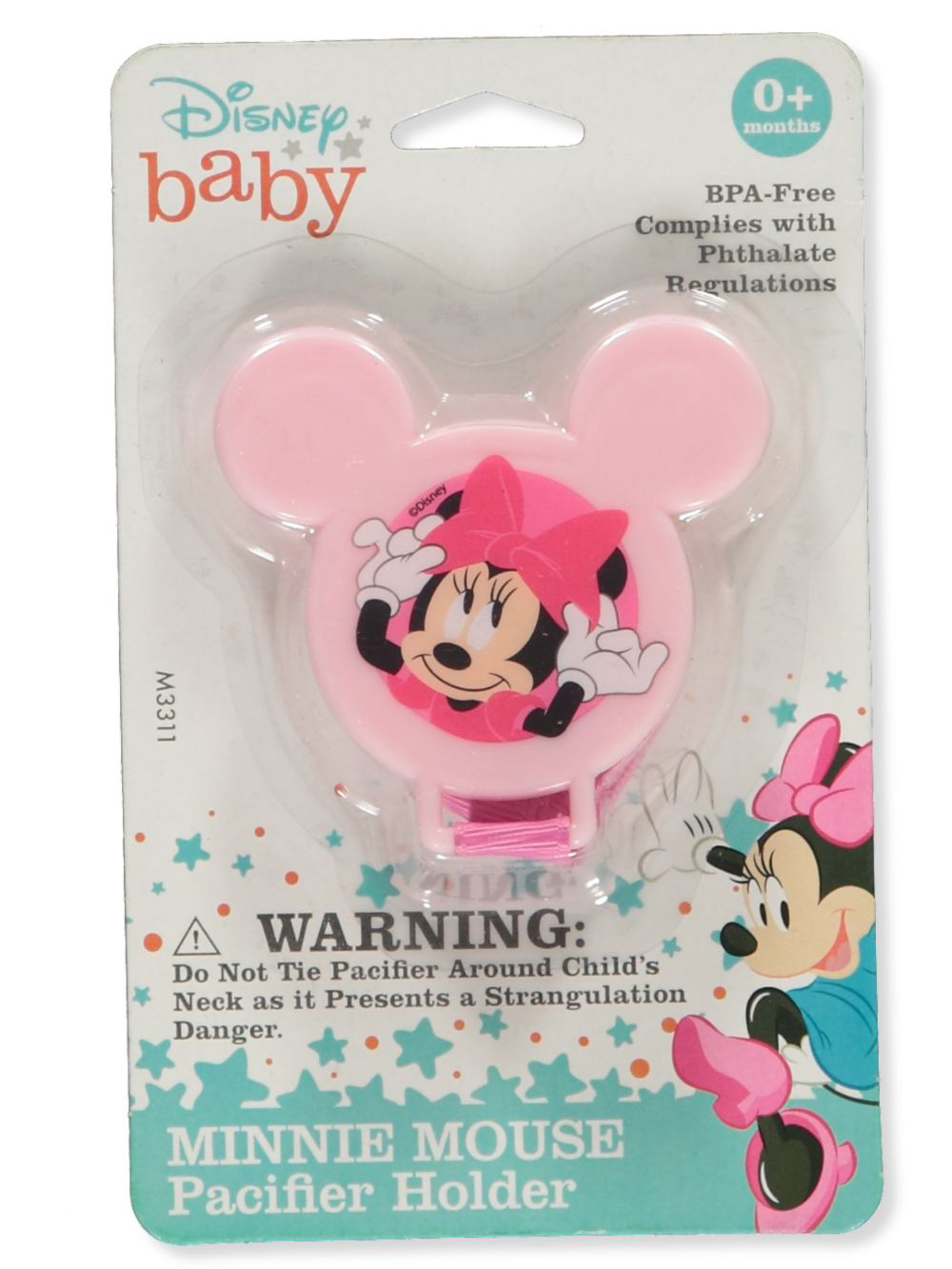 Pacifiers Minnie Mouse Pacifier