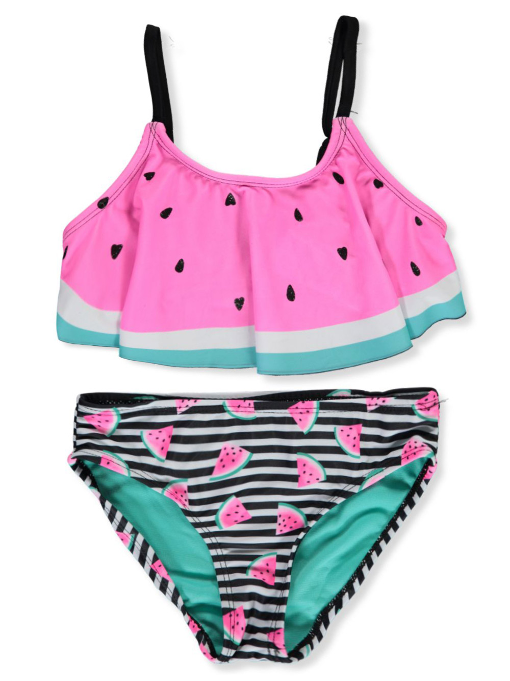 Swimwear Striped Design