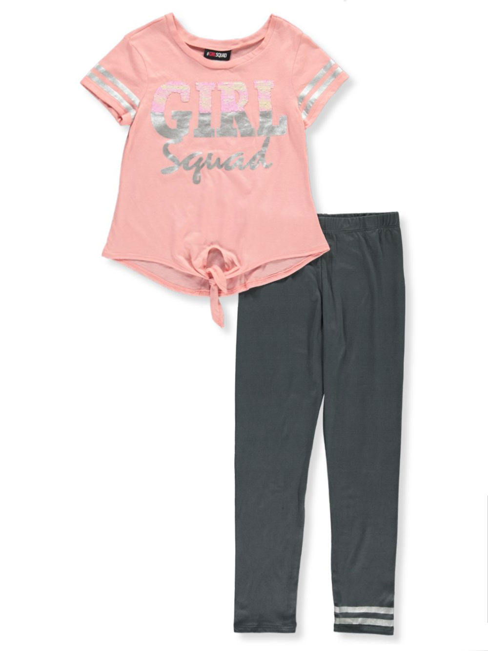 Girls Blush Pant Sets