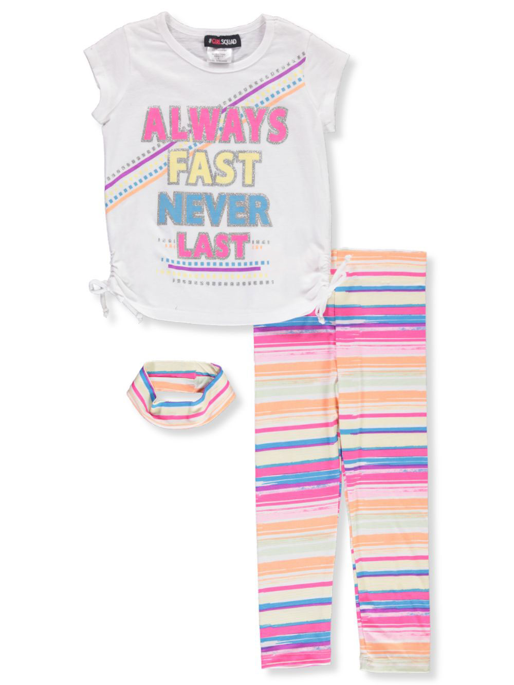 Girl Squad Pant Sets