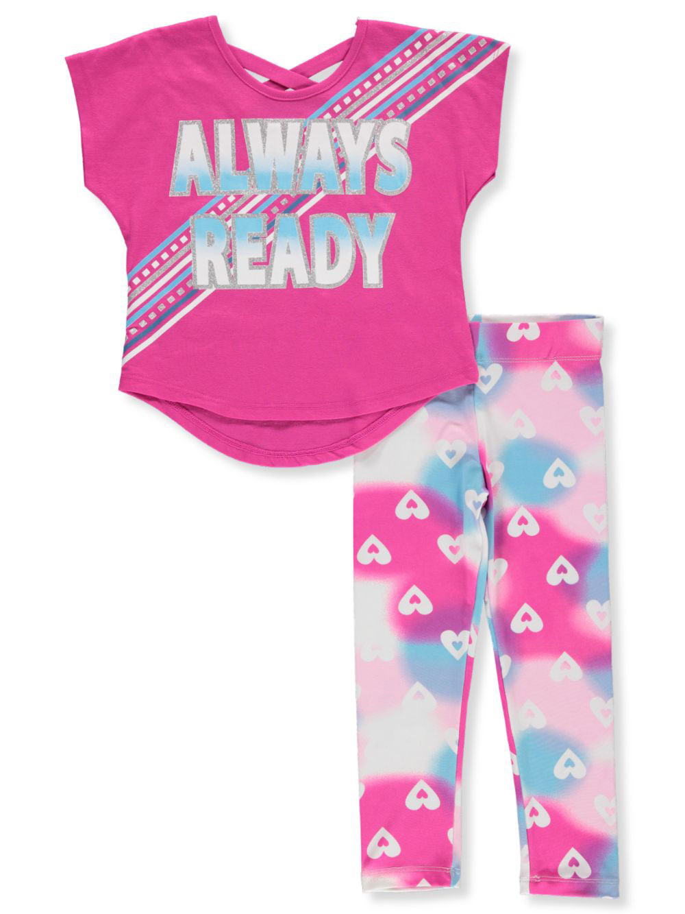 Always Ready 2-Piece Leggings Set Outfit