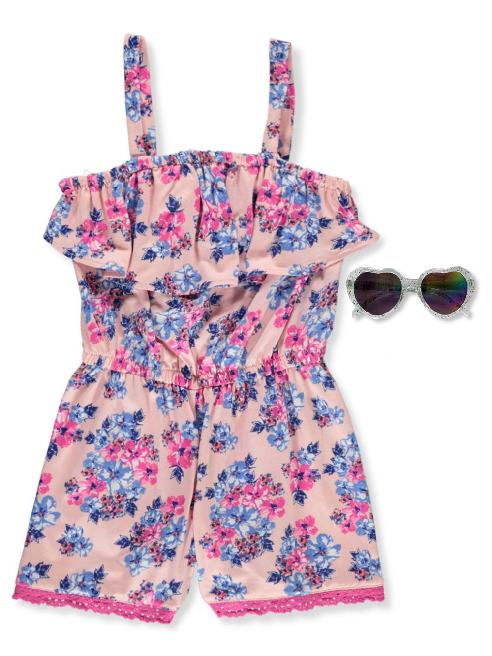 Size 8-10 Rompers Jumpsuits for Girls