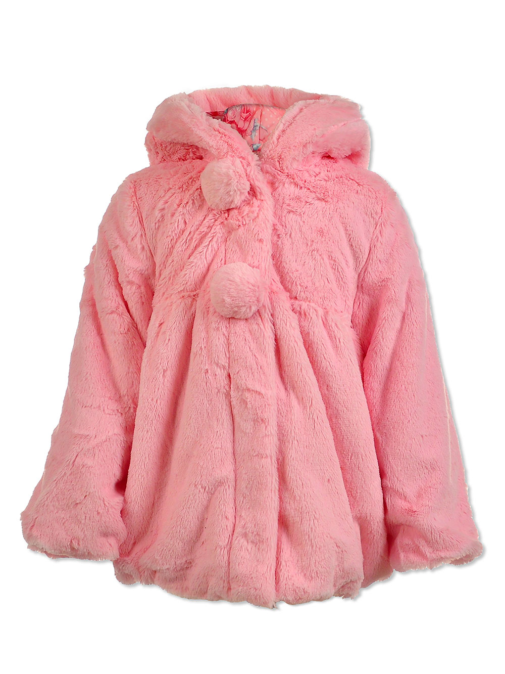 Jackets Hooded Coat