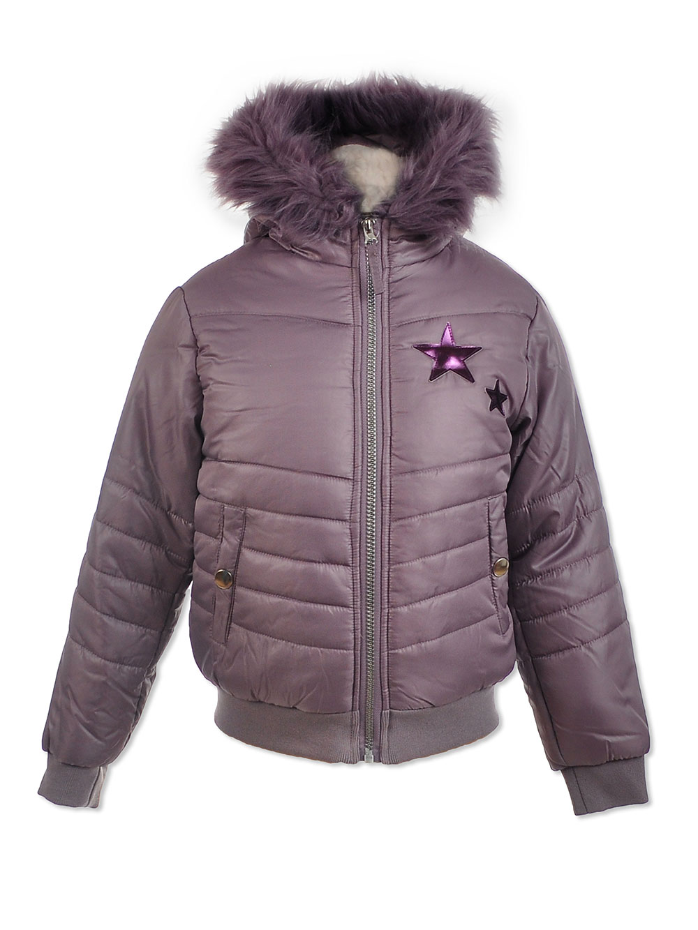 Size m10-12 Jackets Coats for Girls