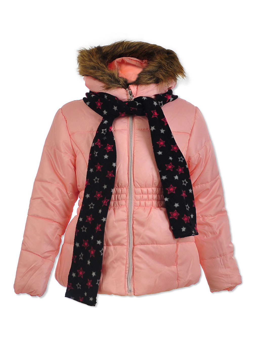 Girls Blush Jackets Coats