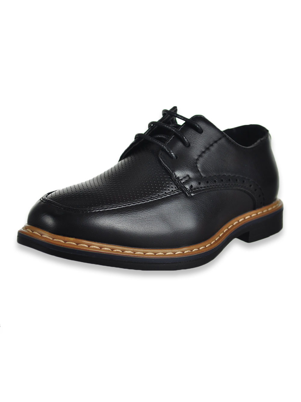 Dress Shoes Lace-Up Vamp