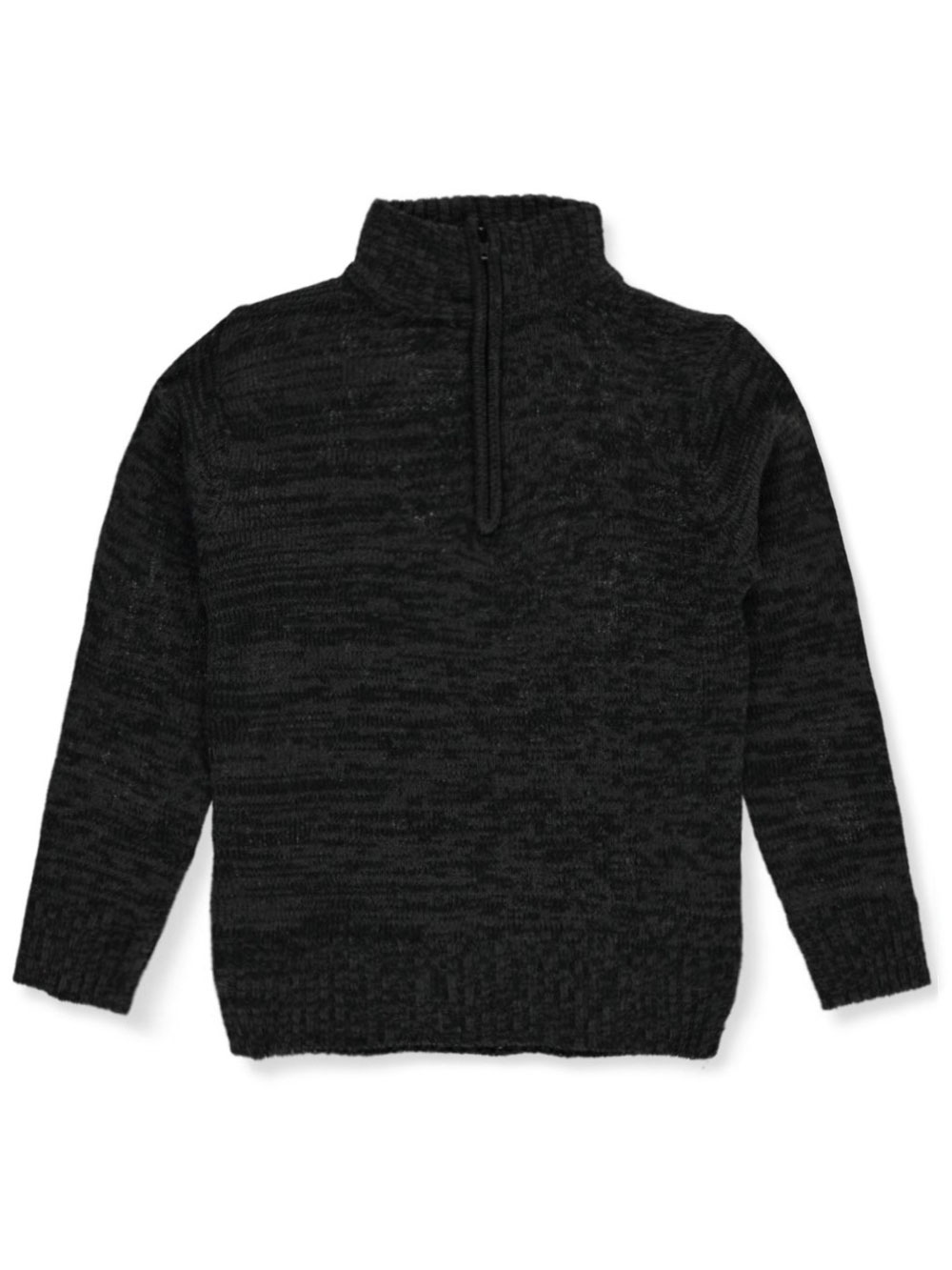 Sweaters Mock Neck
