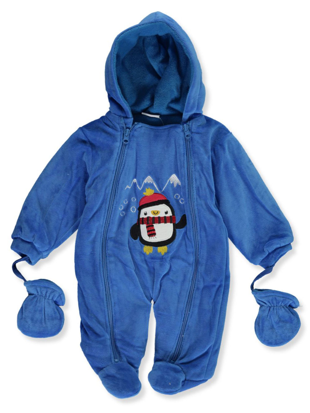 Boys Blue Snowsuits