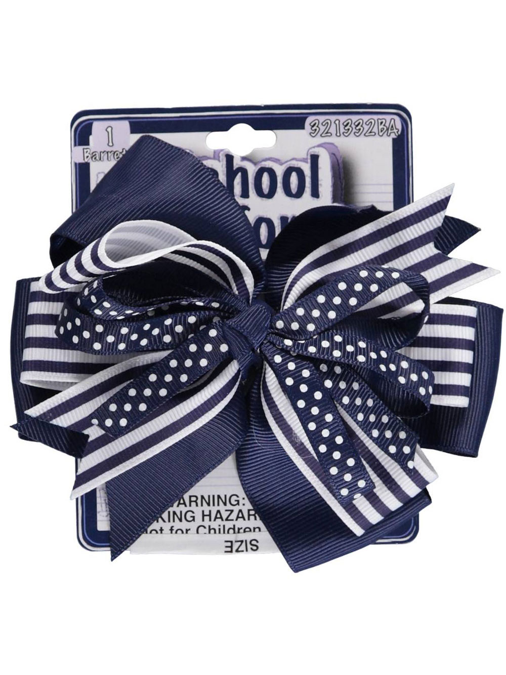 School Uniform Hair Accessories