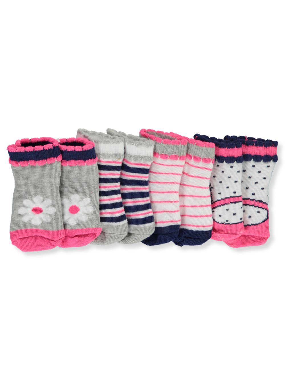 Socks Piper and Jax 4-Pack Bootie