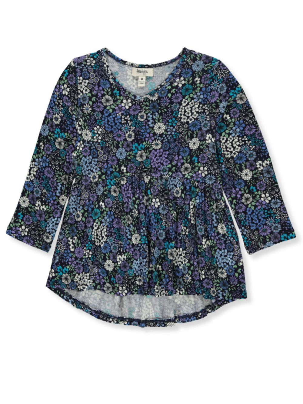 Tops Floral Print