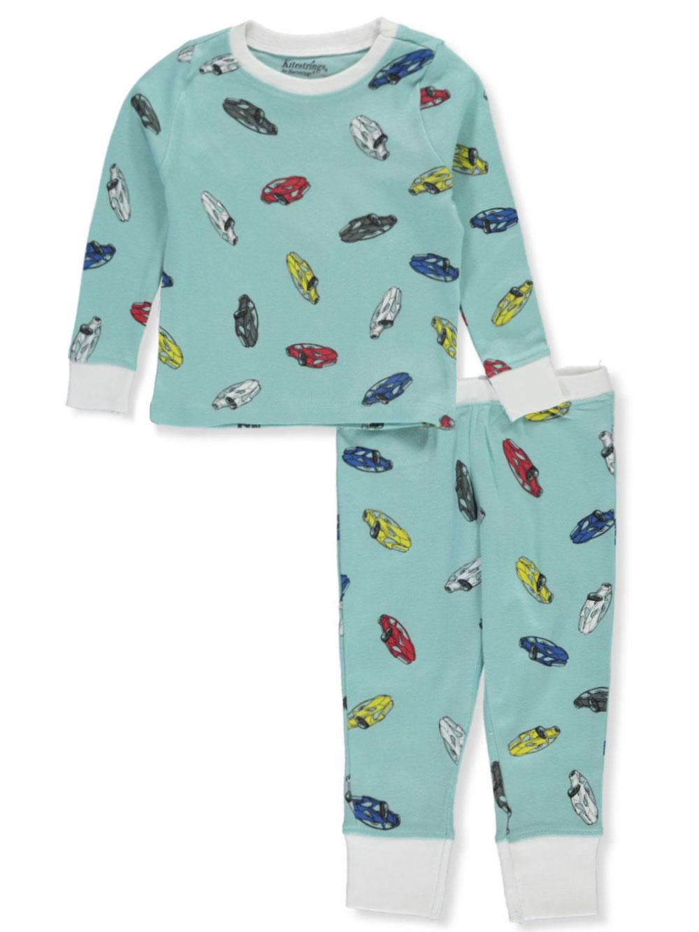 Hartstrings Boys/' Lambo Style 2-Piece Pajamas