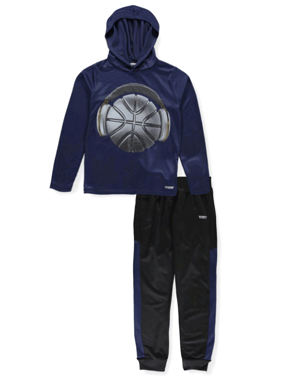 Hind Boys Never Say Never 2-Piece Pants Set Outfit