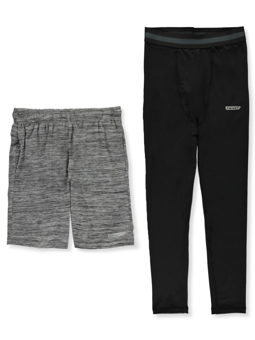 Hind Boys' 2-Pack Active Layering Set