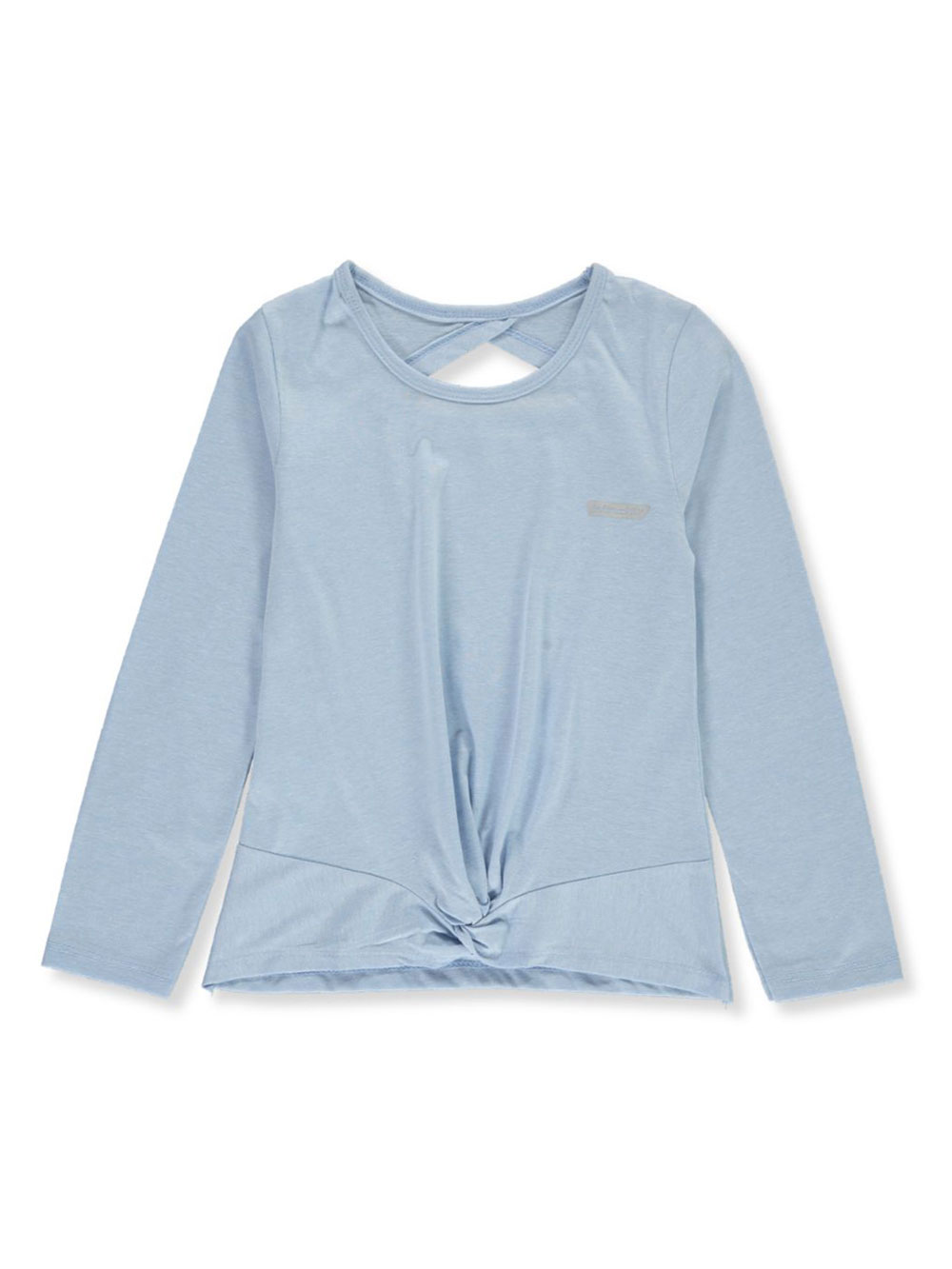 Blue Fashion Tops