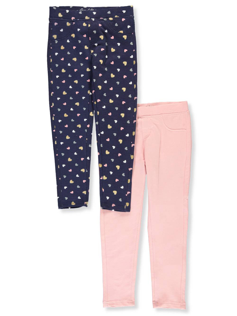 Freestyle Revolution Girls 2 Pack Pajama Bottoms