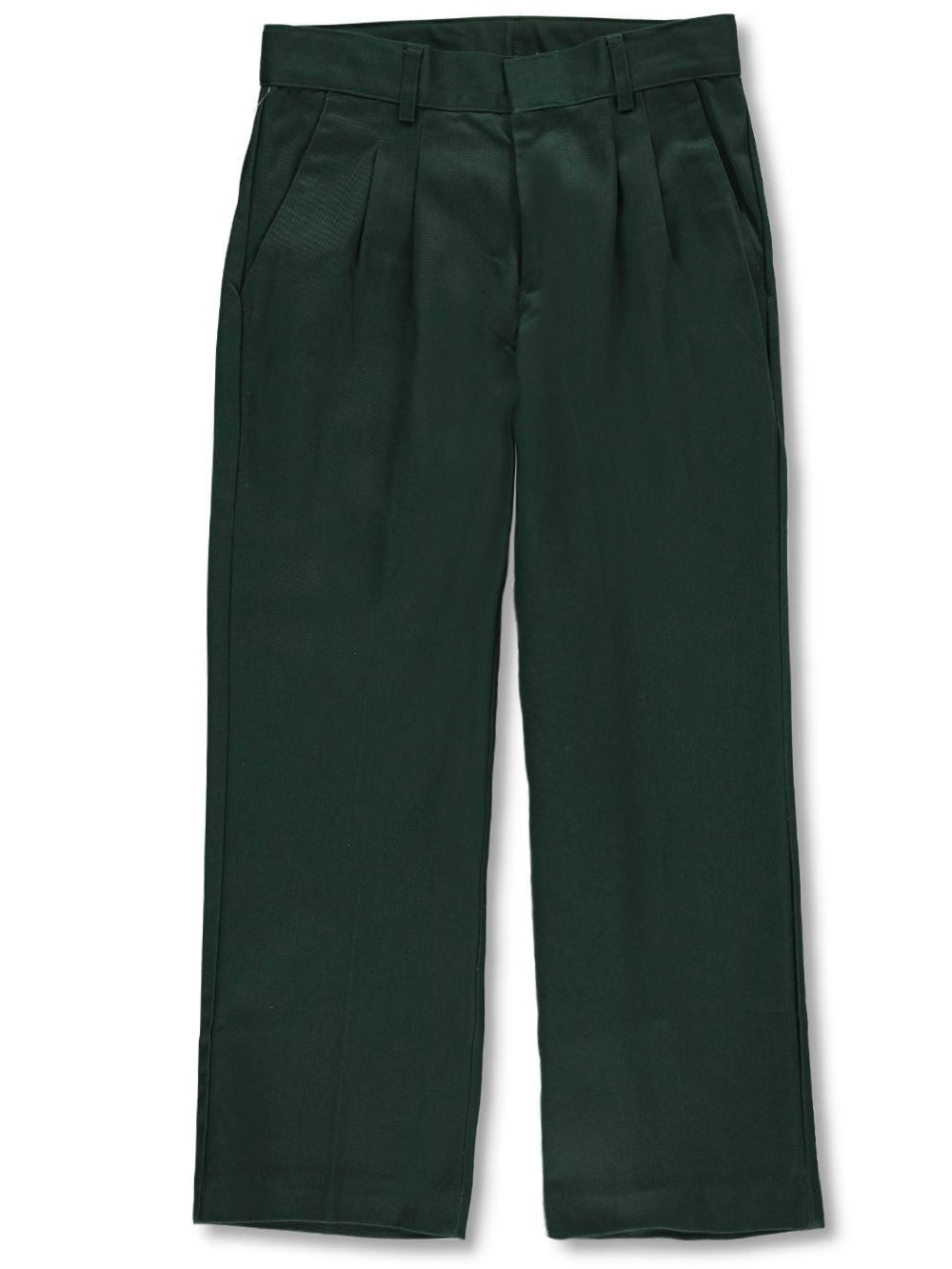 Pants Pleated Front