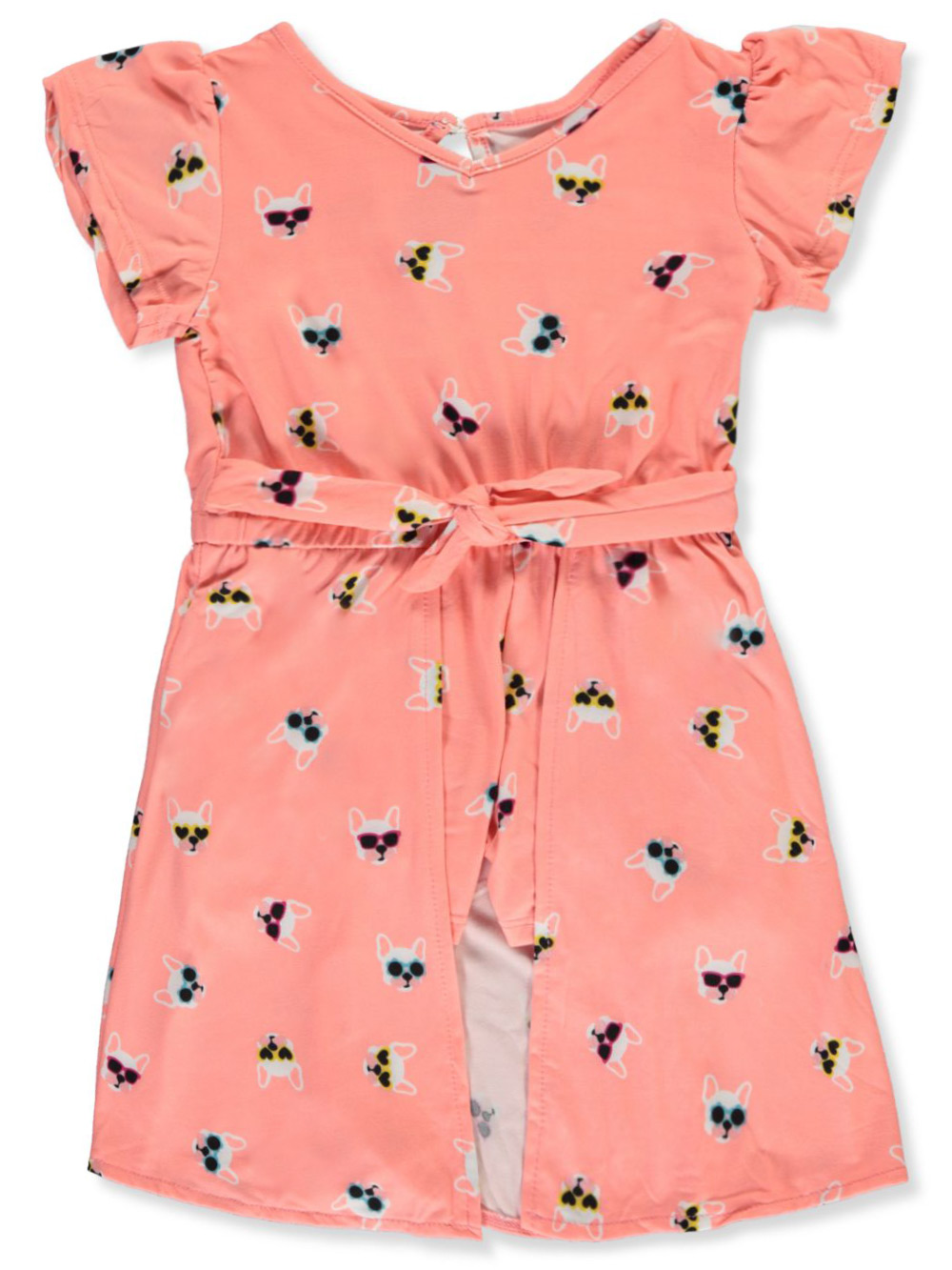 Peach Rompers and Jumpsuits