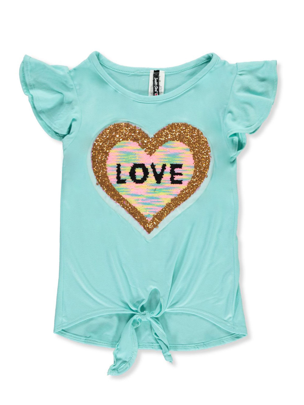 Size 10-12 Fashion Tops for Girls