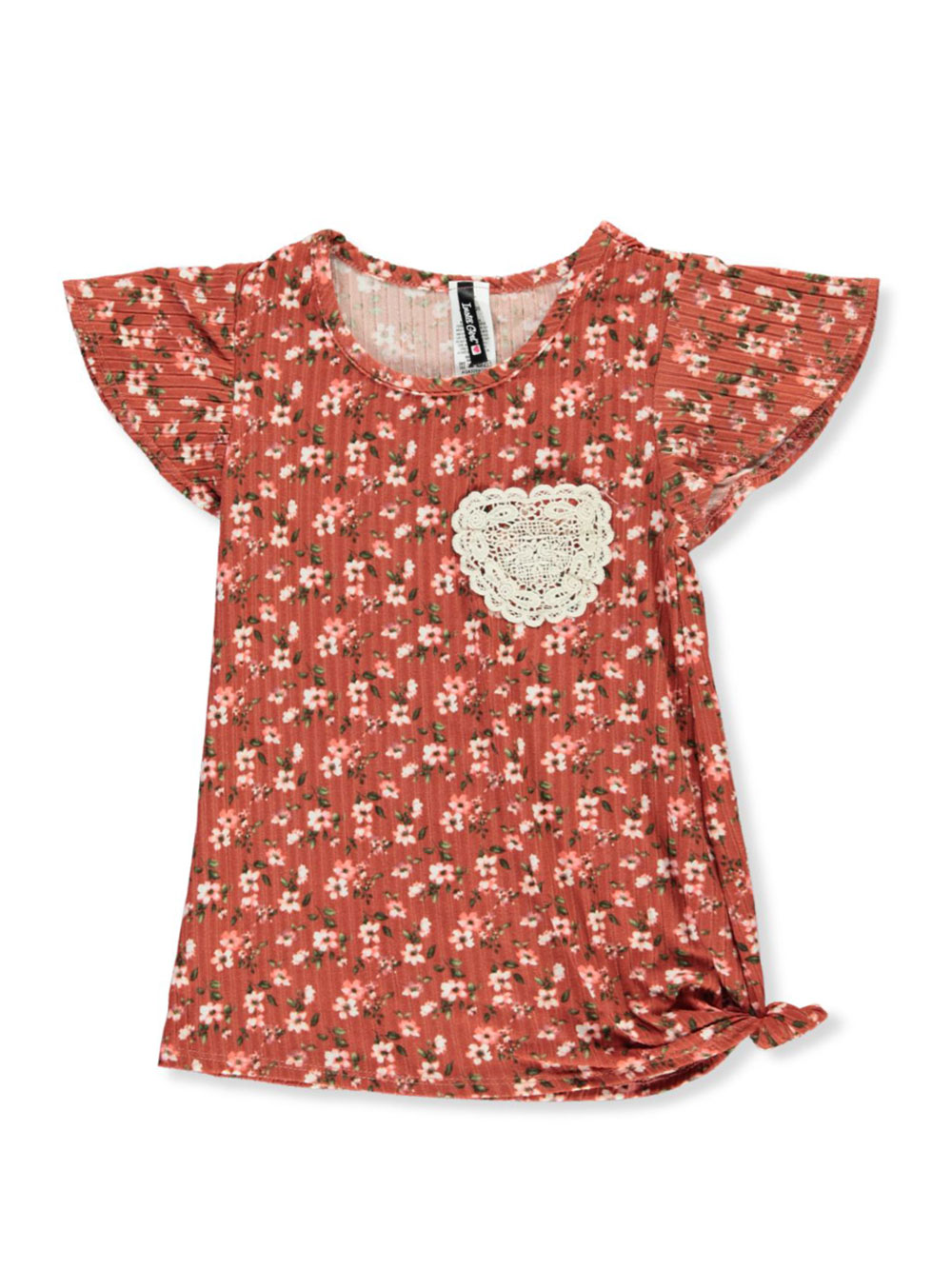 Size 8 Fashion Tops for Girls