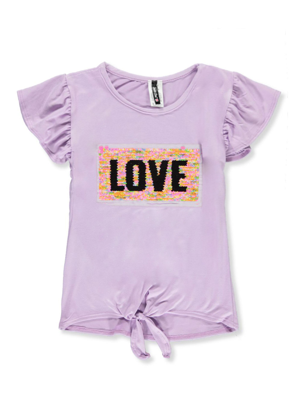 Size 7 Fashion Tops for Girls